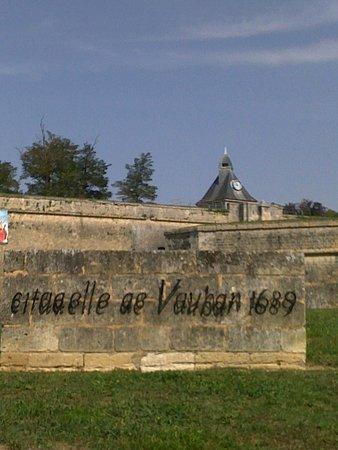 Blaye, فرنسا: ...alla cittadella!