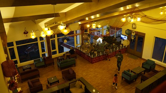Ooty - Elk Hill, A Sterling Holidays Resort: the reception area
