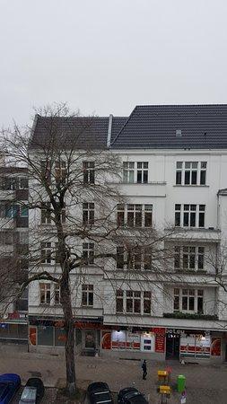 Seifert Hotel: 414 view from balcony