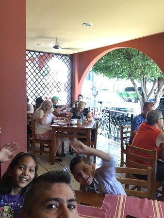 West Park Cafè: Delicioso lugar para comer con la familia