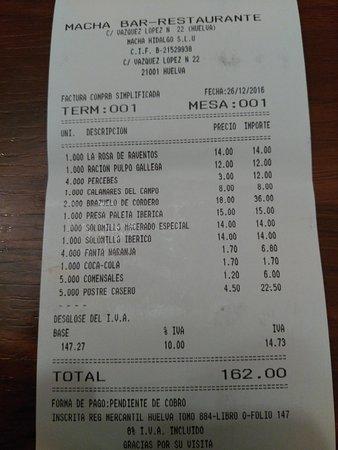 Restaurante Macha: IMG_20161226_180751_large.jpg