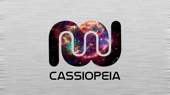 Floating Cassiopeia