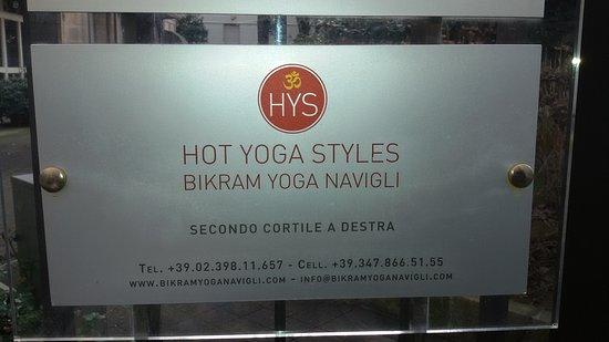Bikram Yoga Navigli