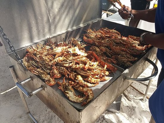 Bayahíbe, República Dominicana: indigestione di aragoste :)