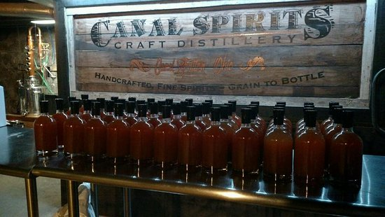 Canal Spirits Craft Distillery