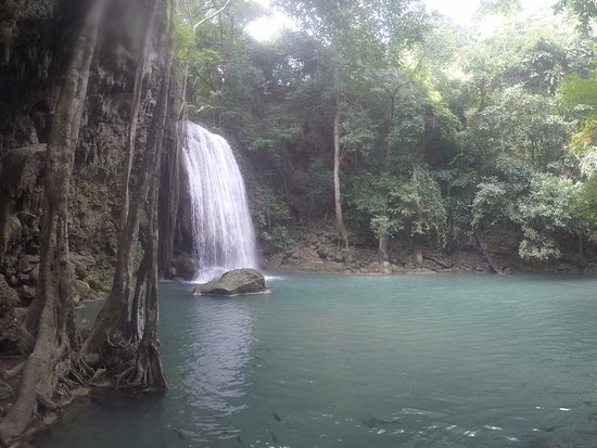 Erawan - Picture of Erawan Falls, Erawan National Park ...