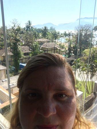 Itapemar Hotel: Vista do Loft