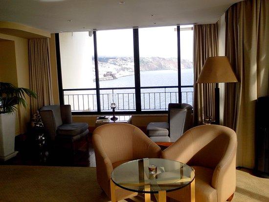 Hotel The Cliff Bay: Navigatorslounge