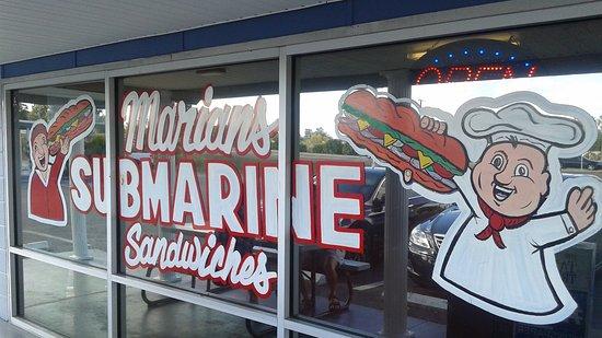 Ruskin, FL: Marian's Sub Shop