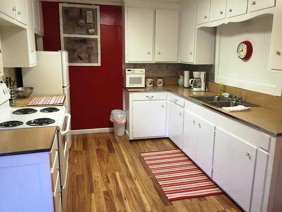 The Border House: Grand Suite Kitchen