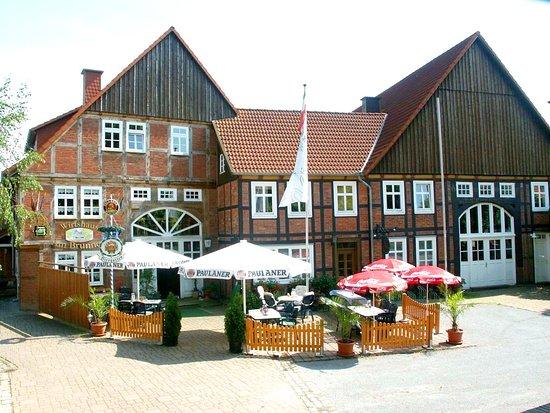Marienmuenster, Germany: Wirtshaus am Brunnen