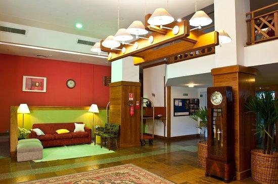 Encantos Canela Hotel: Recepção