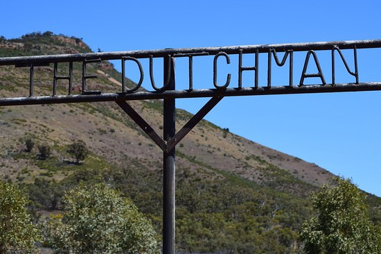 Quorn, Australien: Entrance to the Park