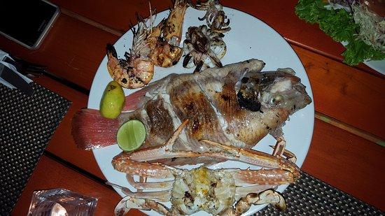 Andaman Steak and Seafood: Good food & good prices