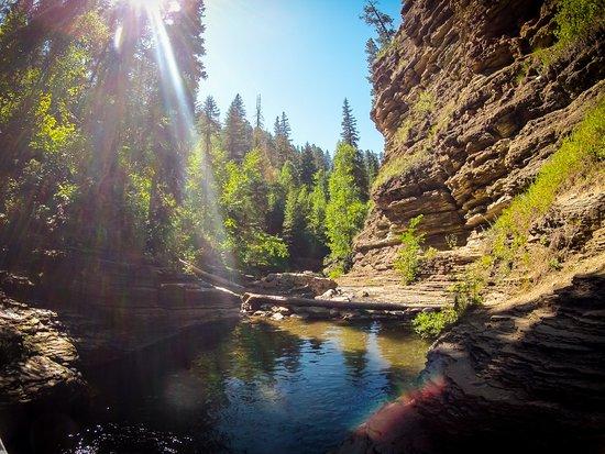 สเพียร์ฟิช, เซาท์ดาโคตา: Beautiful Spearfish Canyon