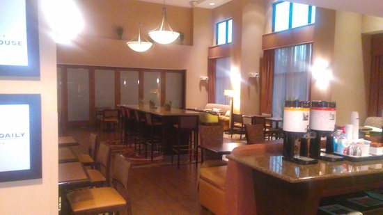 Laurel, MS: Breakfast Area/Lobby