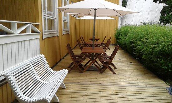 Sakyla, Finlande : Terrace