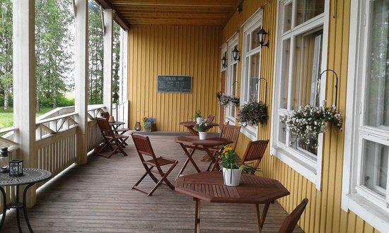 Sakyla, Finlande : Patio