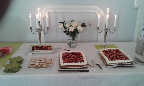 Sakyla, Finlande : Party cakes