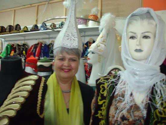 Kostanay, Kazakhstan: Фотосессия в национальный одежде
