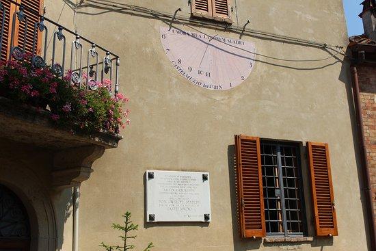 Castelmuzio لوحة