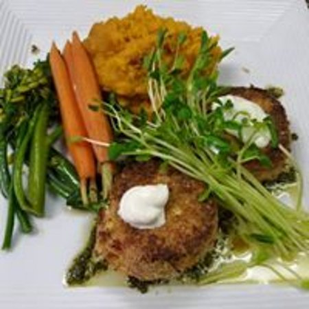 Absecon, Νιού Τζέρσεϊ: Crab Cakes