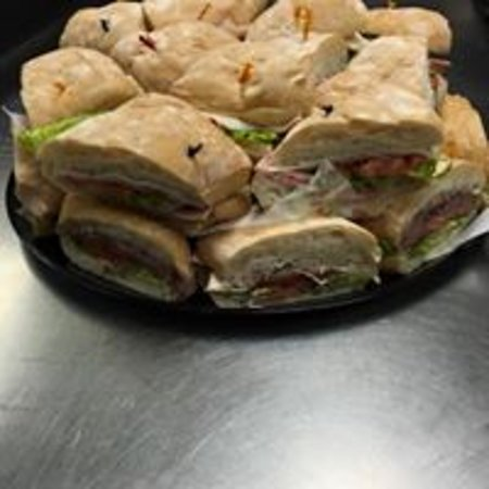 Absecon, NJ: Ciabatta Tray
