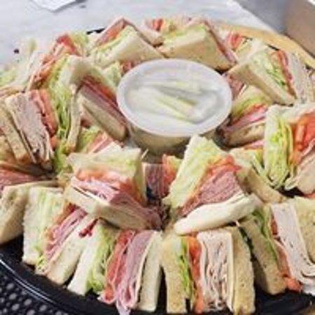 Absecon, Nueva Jersey: Sandwich Tray