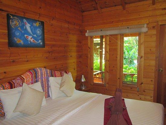 Log Home Boutique Hotel: Room