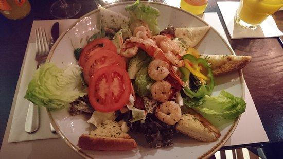 Bester salat in essen