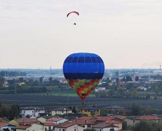 Balloon Team Italia : visite