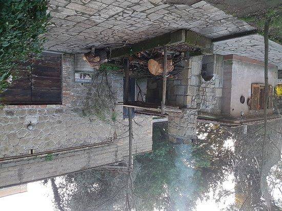 Sacrofano, Italia: La Locanda Di Mery
