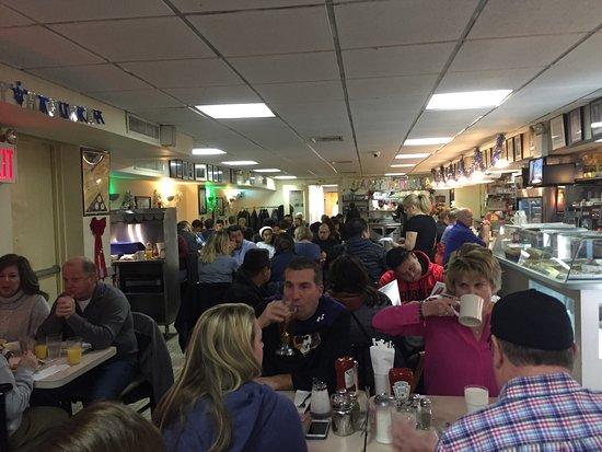 Evergreen diner new york midtown restaurant avis - Avis new york ...
