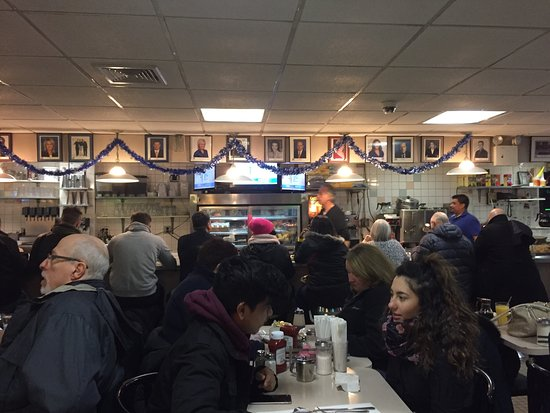 Evergreen Diner New York City Midtown Restaurant
