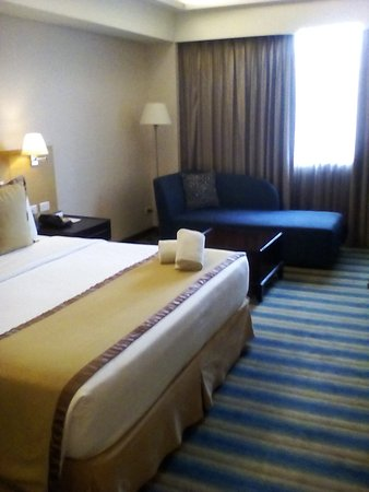 Luxent Hotel: Our place to be