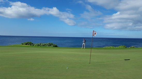 Mauna Kea Resort Golf Course: 20161224_095114_large.jpg