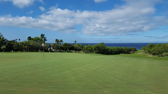 Mauna Kea Resort Golf Course: 20161224_100559_large.jpg