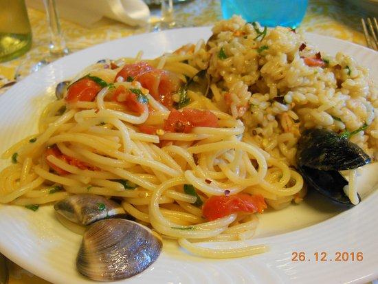 Ristorante Pizzeria La Fenice: piatti abbondanti !
