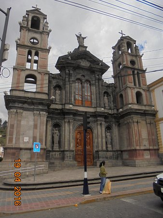 Iglesia El Jordan