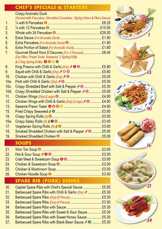 South Granville Chinese Food
