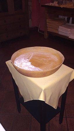 Ristorante La Toscana: Ravioli de Nutella imperdível! Tudo muito delicioso!