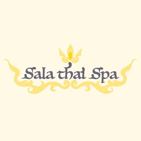 Bolton, UK: Sala Thai Spa Logo