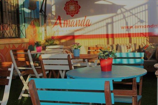 Amanda Hostel & restaurante