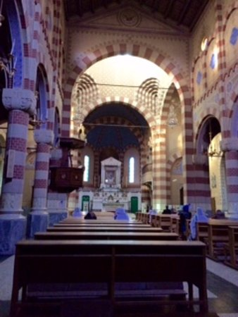 Cattedrale di Asmara: Inside of Cathedral prayer area