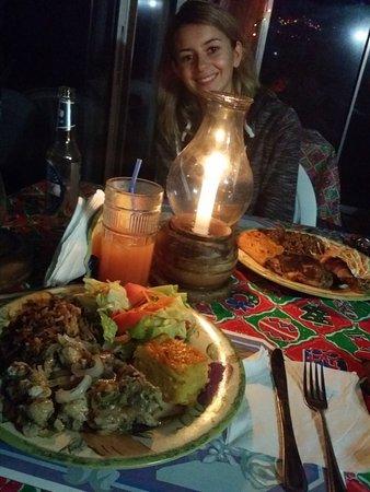 Northside Inn Restaurant & Bar : food was unreal!