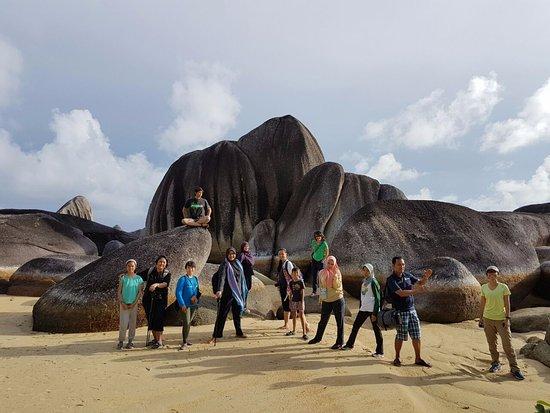 Natuna Island, Indonesien: ini salah satu spot terbaik untuk photo Alif Stone Park
