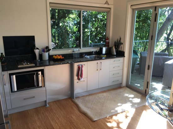 Waihau Bay, Selandia Baru: Aruhe Bed & Breakfast/Holiday home