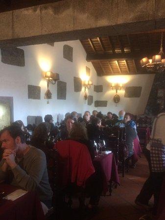 Os Moinhos: Dining Hall