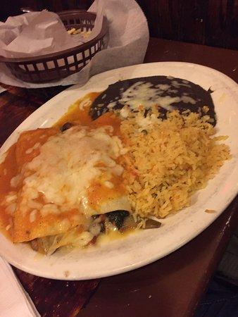 Lilburn, GA: Chicken Burrito