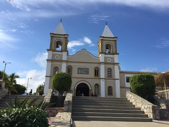 San Jose del Cabo main square
